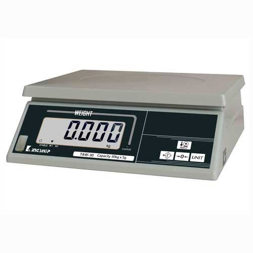 Digital weighing scales- TAW series